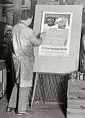 1926 Silkscreen Graphic Business
